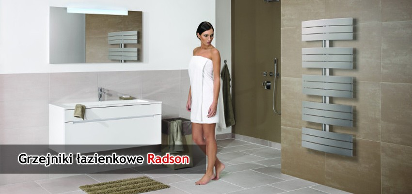 Grzejniki łazienkowe Radson