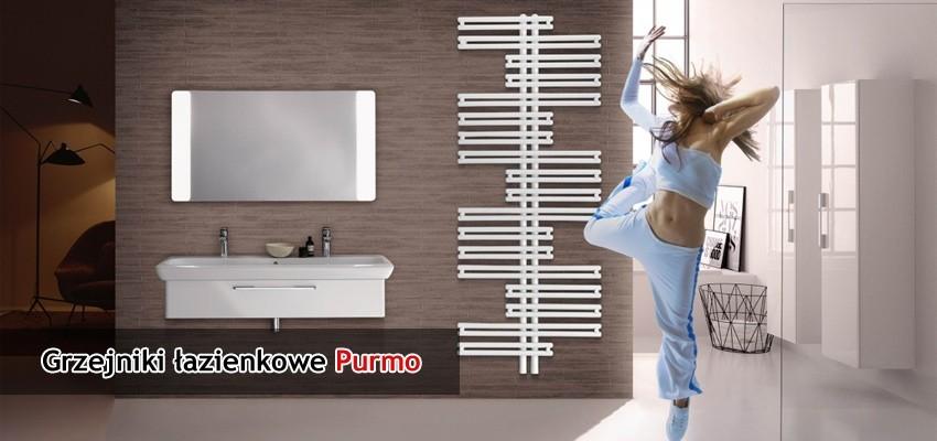 Grzejniki łazienkowe Purmo